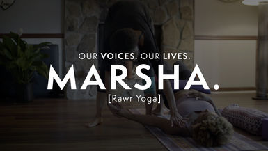 Our Voices. Our Lives. presents MARSHA SHACKELFORD.