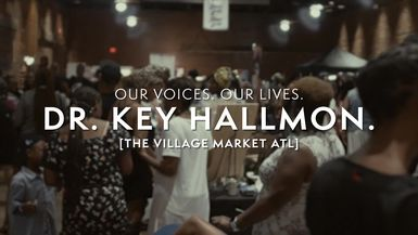 Our Voices. Our Lives. presents DR. KEY HALLMON.