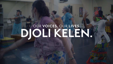 Our Voices. Our Lives. presents DJOLI KELEN.