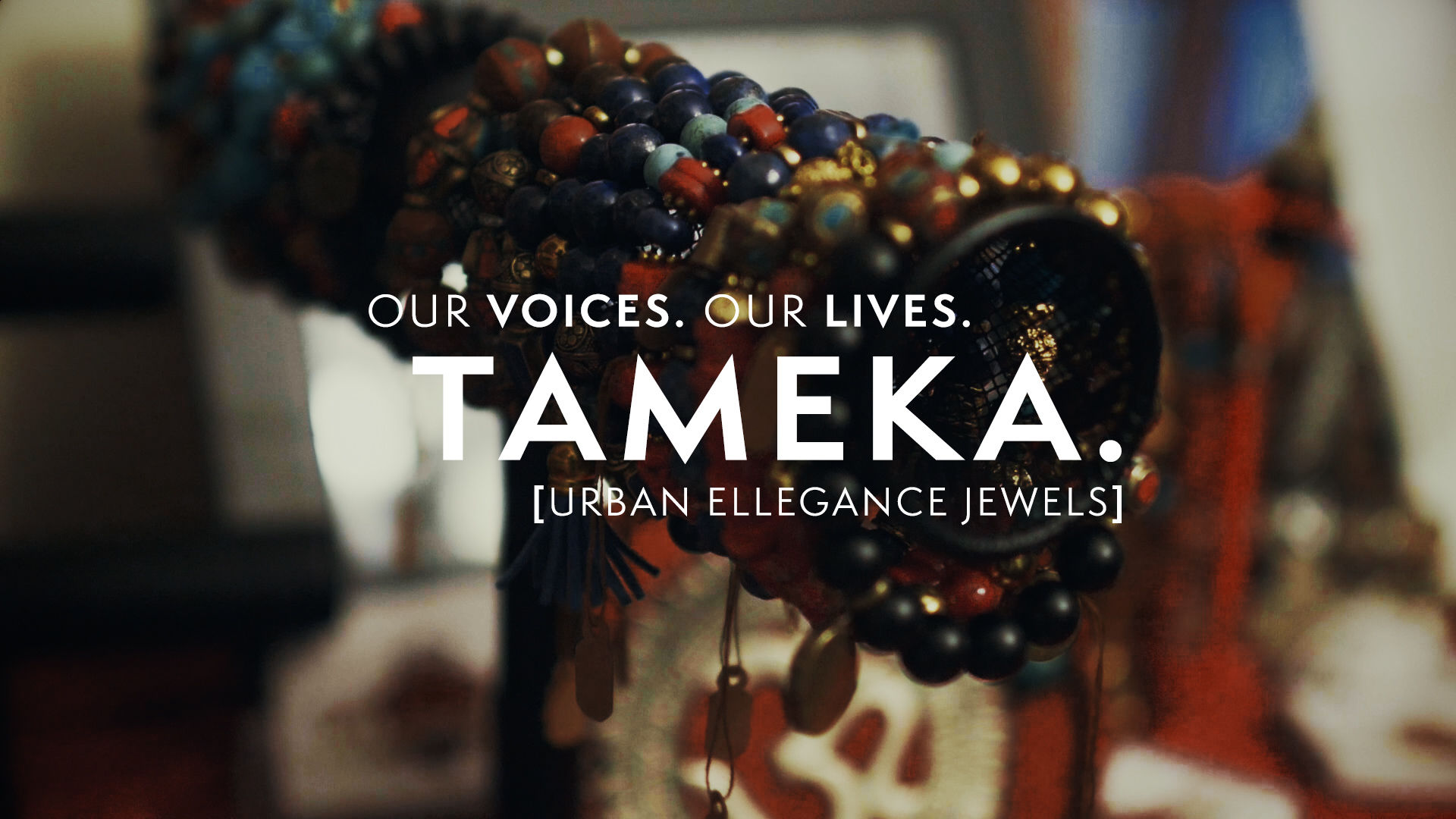 Our Voices. Our Lives. presents TAMEKA.