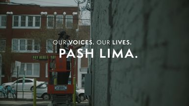 Our Voices. Our Lives. presents PASH LIMA.