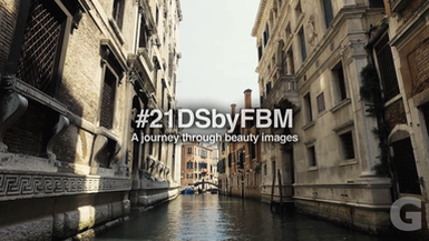 #21DSbyFBM by Felipe Barral Episodes Experience Final Recap