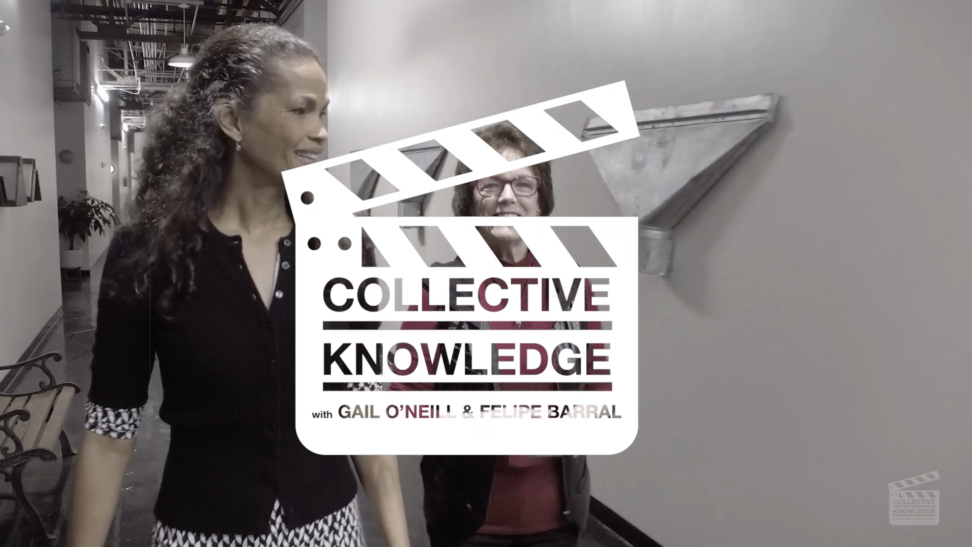 Collective Knowledge Episode 2 with Susan Bennett, the original voice of Siri