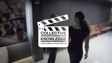 Collective Knowledge Episode 5 with Susan Booth