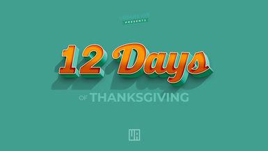 12 Days of Thanksgiving (Teaser)