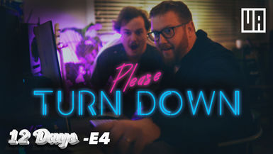 """E4 - Please Turn Down - """"Dude, Check Out This Beat"""""""