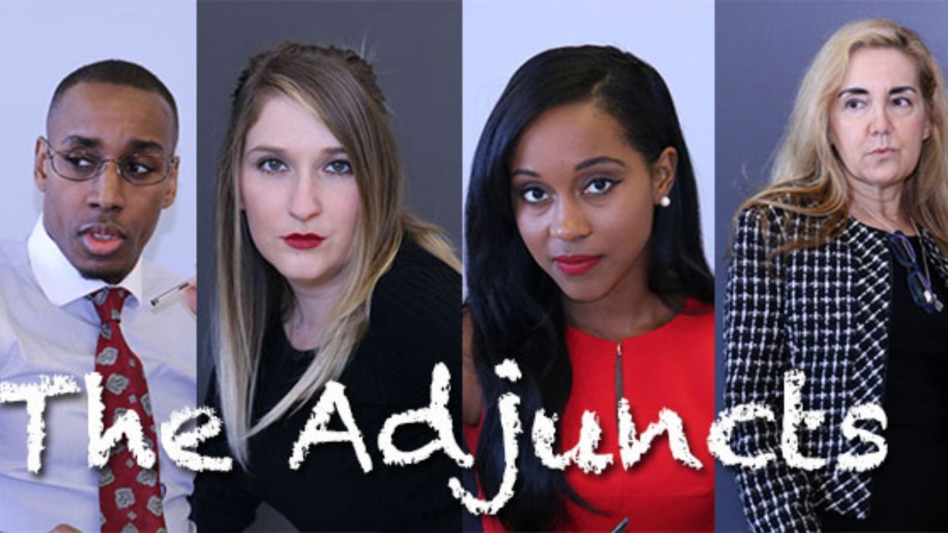 The Adjuncts Web Series Trailer