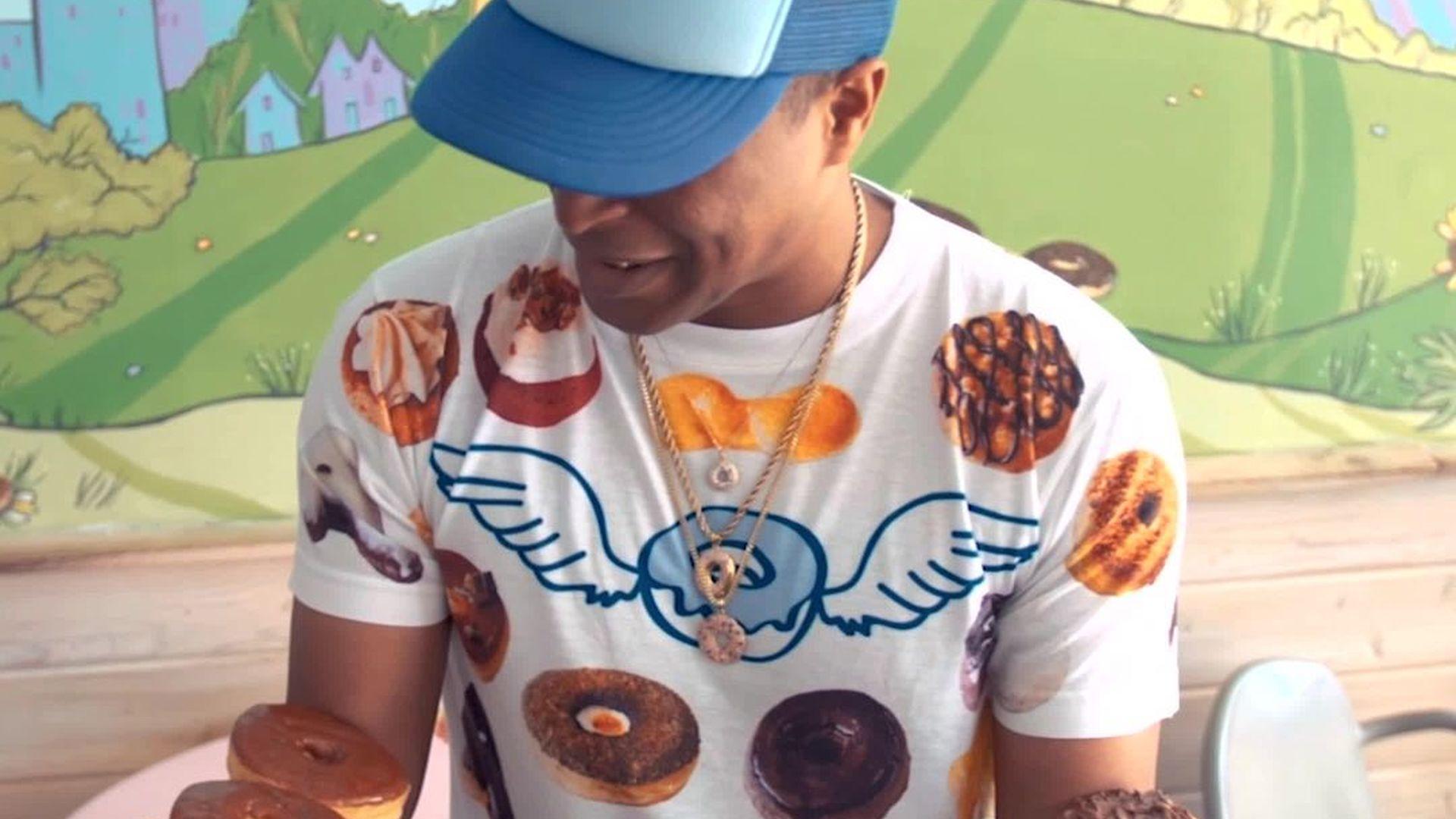 Sublime Doughnuts Remix: Jo Johnson