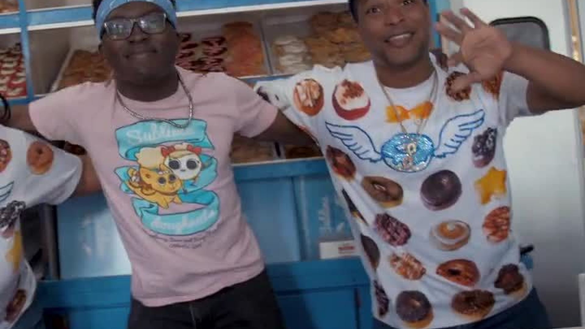 Sublime Doughnuts Remix: Swag Surf