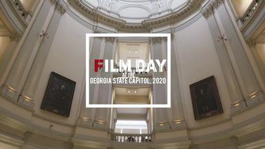 Georgia Film Day at the Georgia State Capitol 2020