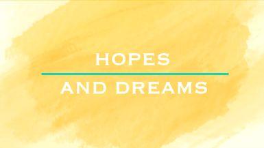 Hopes and Dreams - Ep. 11
