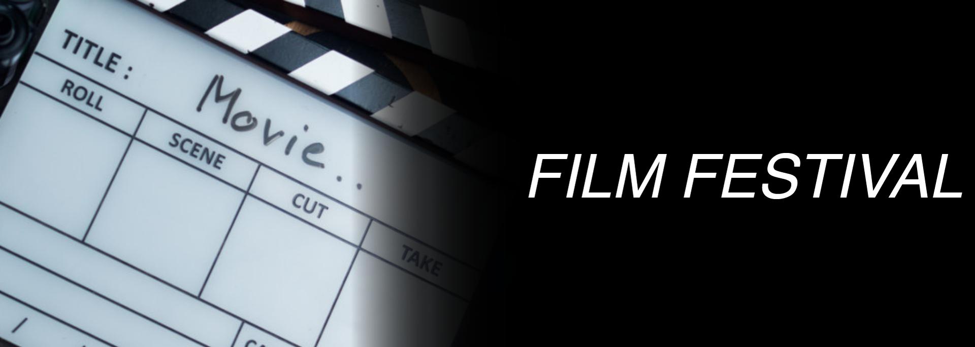 FILM FESTIVAL category