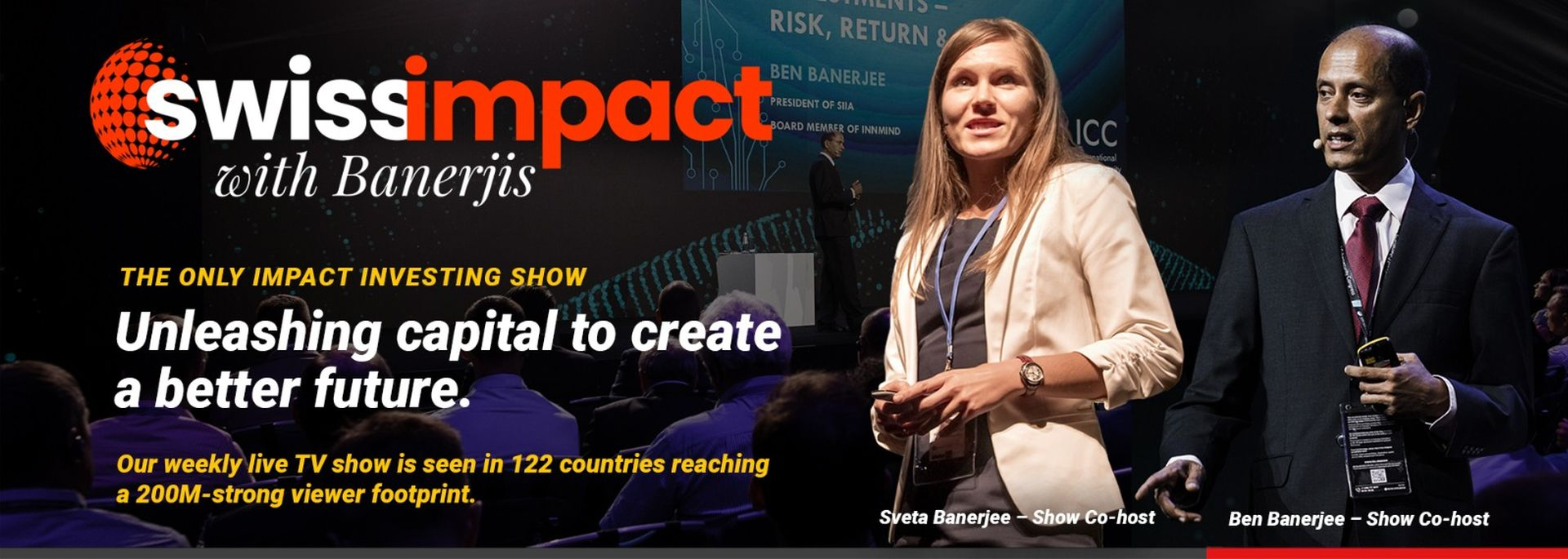 Swiss Impact with Banerjis channel