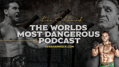 Worlds Most Dangerous Podcast with Ken Shamrock channel