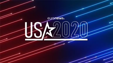 EURONEWS - US ELECTIONS 2020