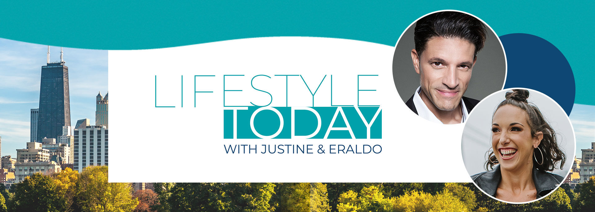 #LIFESTYLE TODAY WITH JUSTINE & ERALDO channel