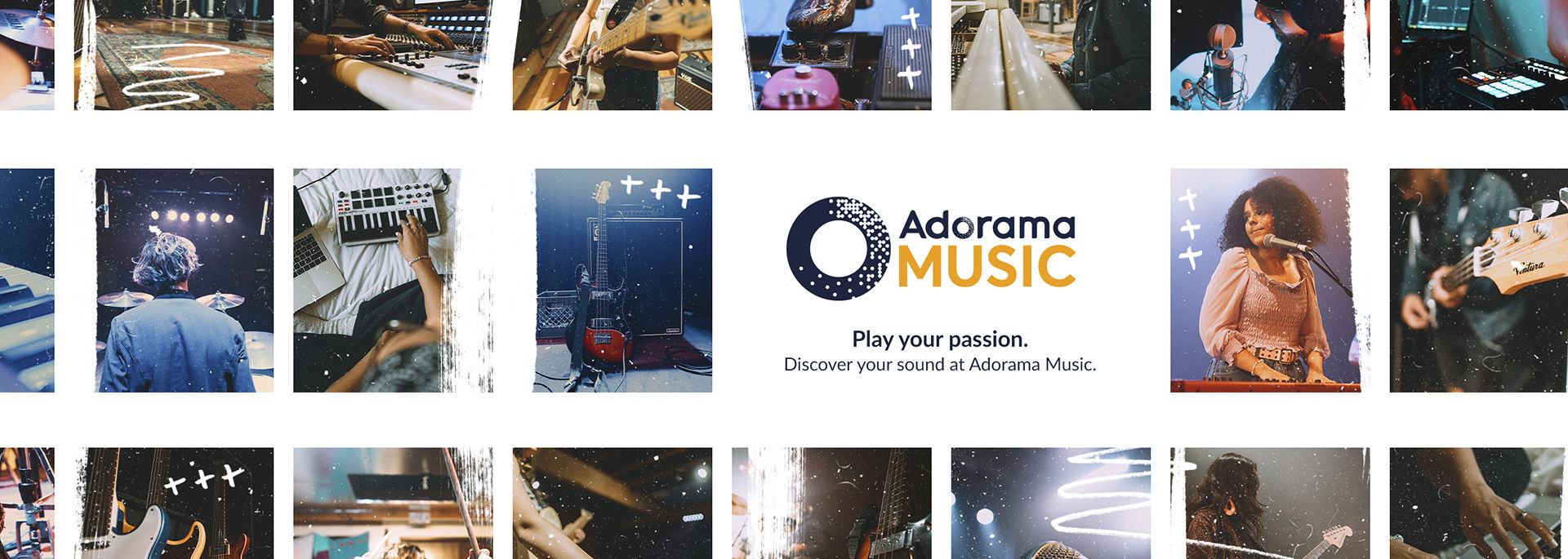 #ADORAMA channel