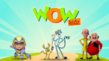 #Wow Kidz channel