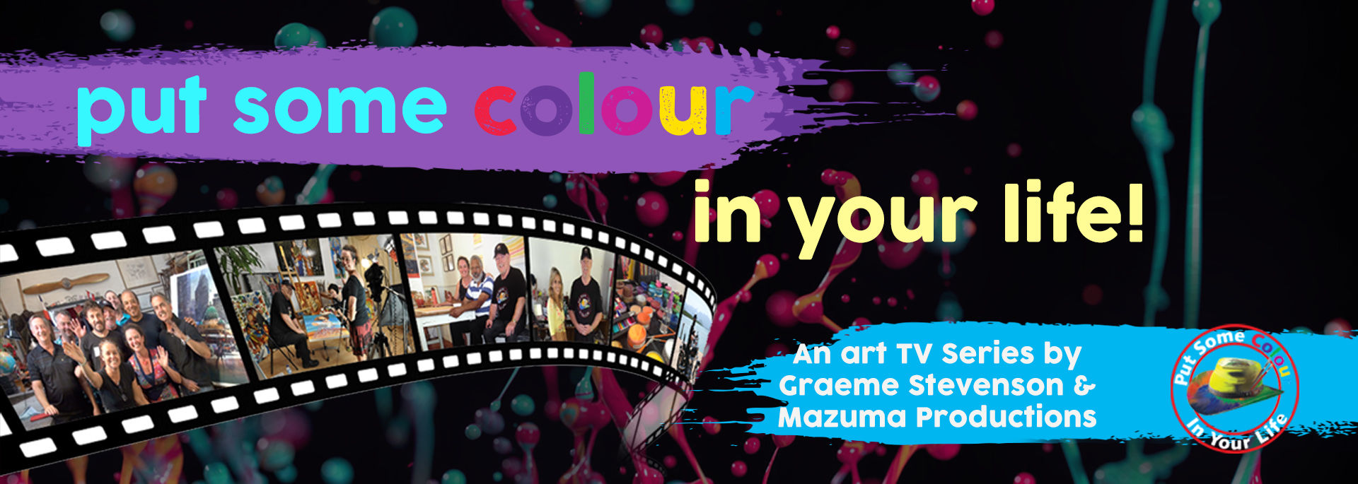 Colour In Your Life channel