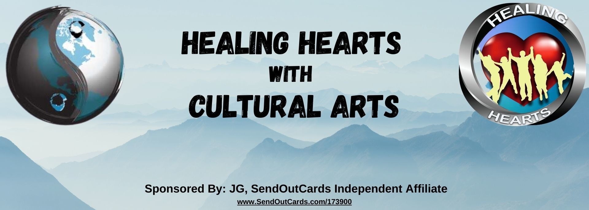 HEALING HEARTS WITH CULTURAL ARTS channel