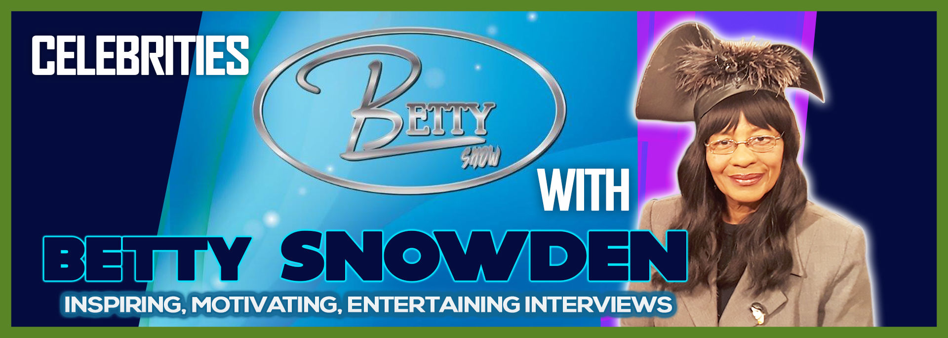 THE BETTY SNOWDEN SHOW channel
