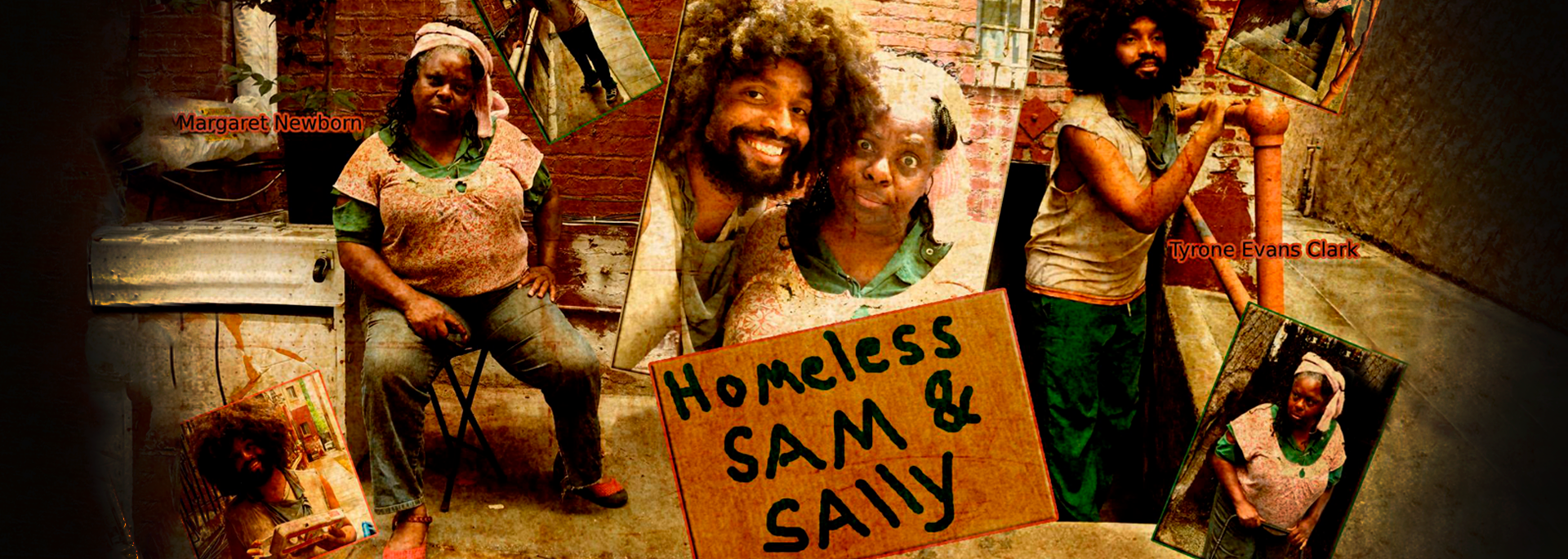 Homeless Sam & Sally channel