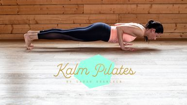 #Kalm Pilates  channel