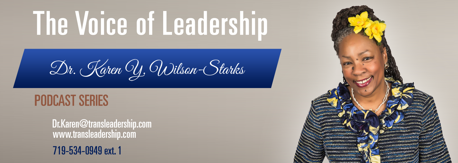 THE VOICE OF LEADERSHIP channel