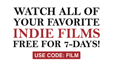 #THE INDIE FILM CHANNEL SUBSCRIPTION channel