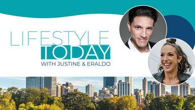 #LIFESTYLE TODAY WITH JUSTINE & ERALDO