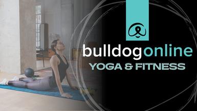 #Bulldog Online Yoga & Fitness channel