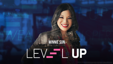 #Level Up With Winnie Sun