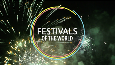 #FESTIVALS OF THE WORLD