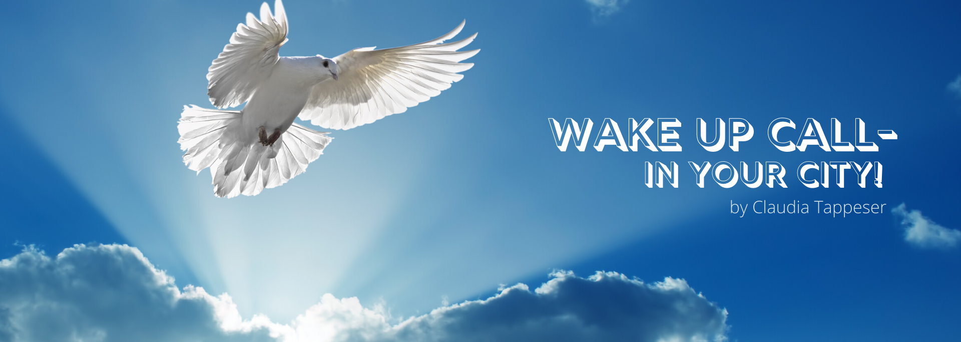 Wake up Call - in your City! channel