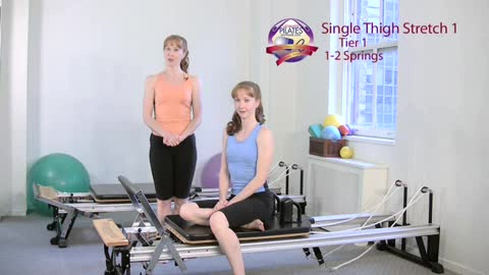 Single Thigh Stretch 1