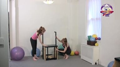 Chair Set-Up and Safety Video
