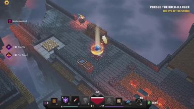 Minecraft Dungeon Gameplay With Brick Show Brian - 25. Heart Breaking Defeat