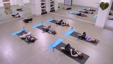 Kids Bedtime Yoga
