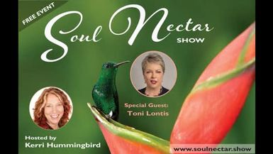 Resilience with Toni Lontis on Soul Nectar Show