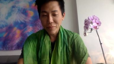 Luke Elijah Singapore Intuitive reader and guide.