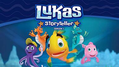 Lukas Storyteller - Season 1 - Saint Luke and the Call to be a Saint