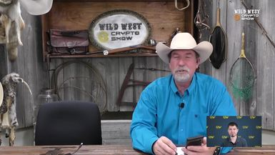 CryptoCurrencyWire Videos-The Wild West Crypto Show Exposes Fake Gold Scam | CryptoCurrencyWire on The Wild West Crypto Show | Episode 116