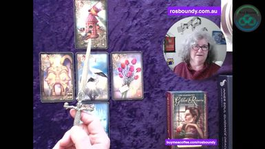 24th July 2021  - Daily LENORMAND Card Spread