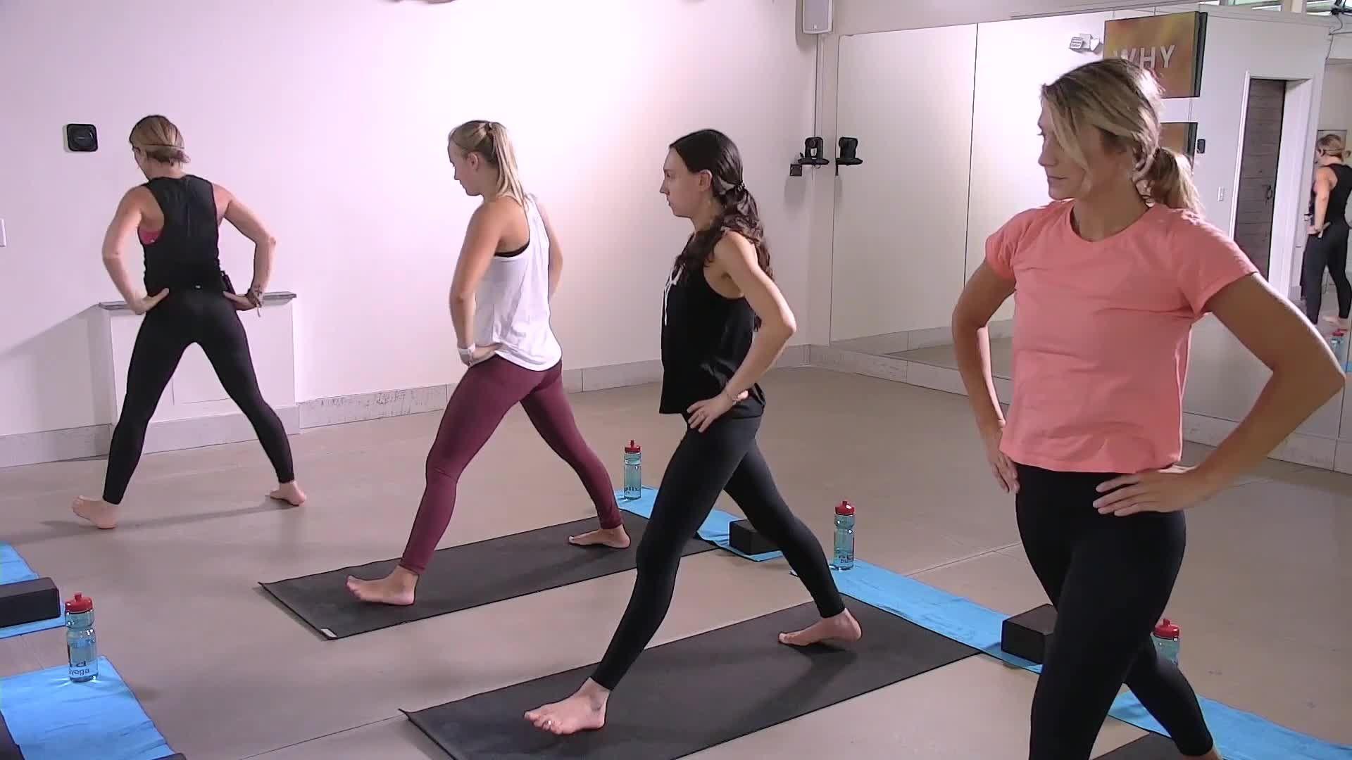Bulldog Activate (Restorative Yoga)