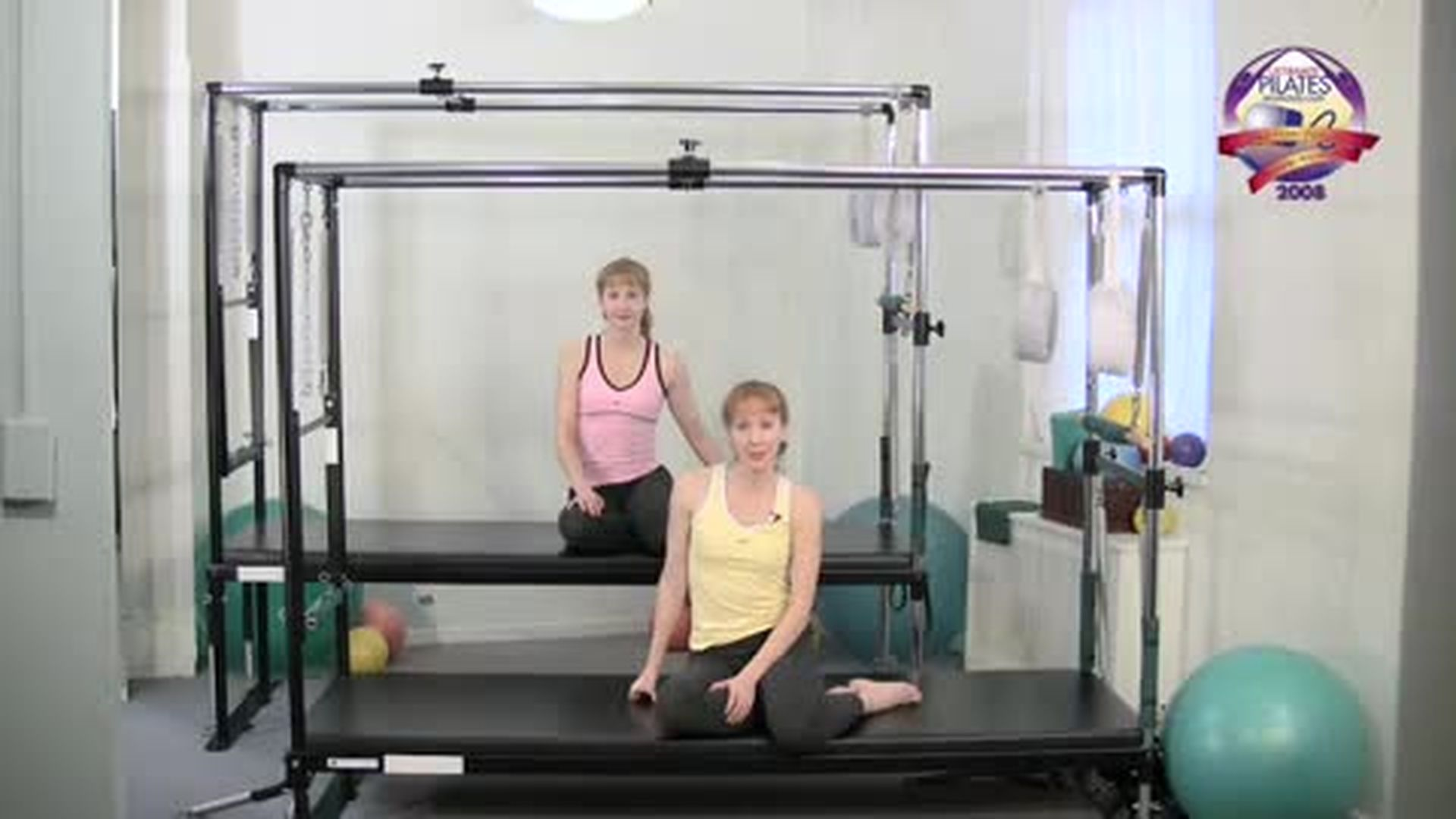 Intensify and Invigorate! Cadillac Workout