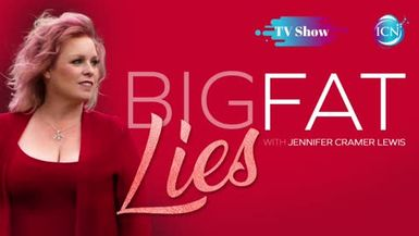 Inspired Choices Network - Big Fat Lies with Jennifer Cramer Lewis -  How to Give Up Being Right