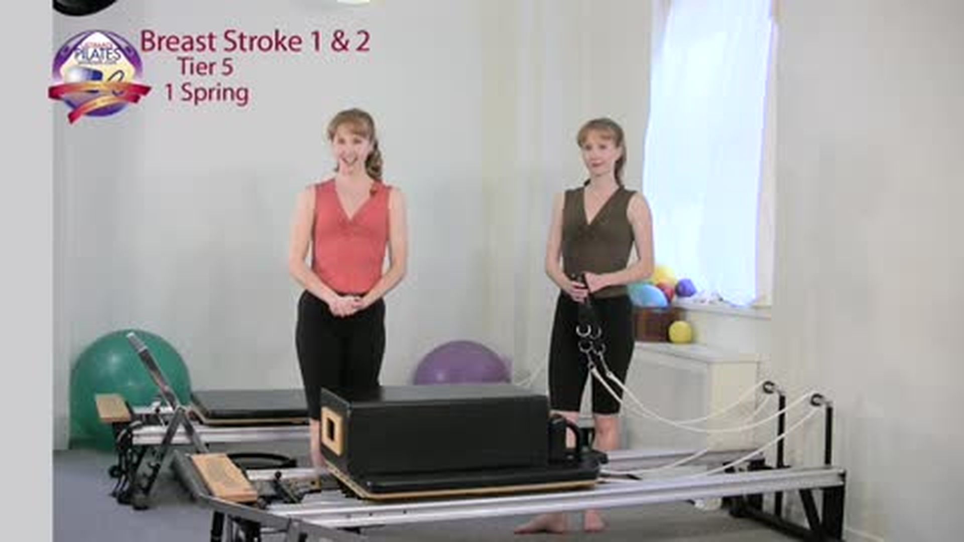Breast Stroke 1 and 2