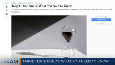 BRN AM | Target date funds: what you need to know