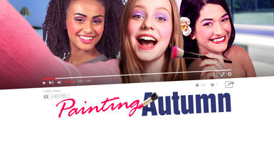 Painting Autumn Series - White Lies