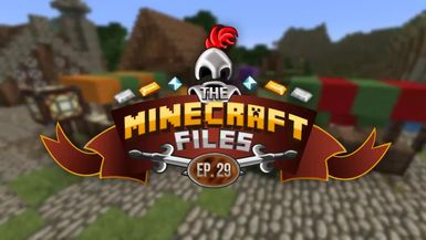 The Minecraft Files - #285 - Merchant Stalls